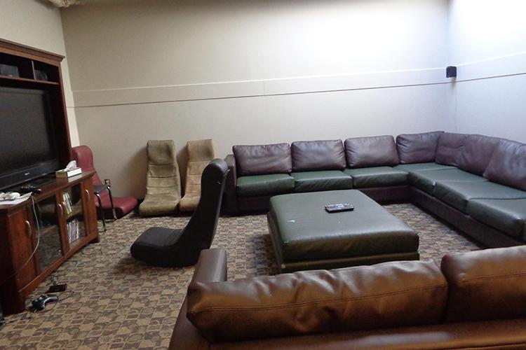 Комната отдыха в St. John's-Ravenscourt School