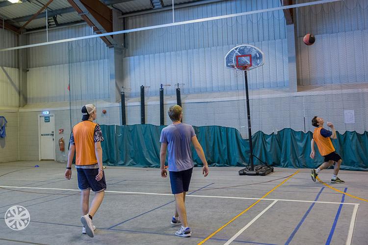 Занятия спортом в Emerald Cultural Institute, Cobham-Hall-Kent