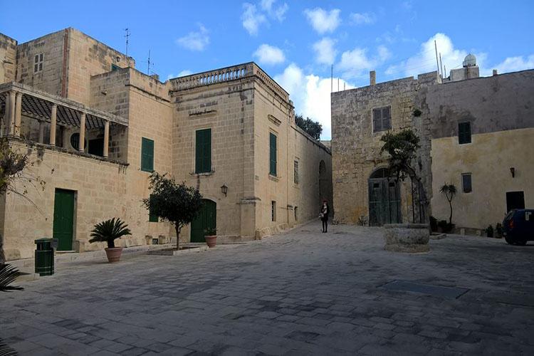 Улица в Мальте