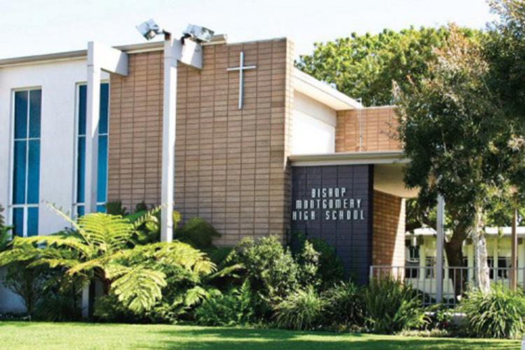 Школа Bishop Montgomery High School