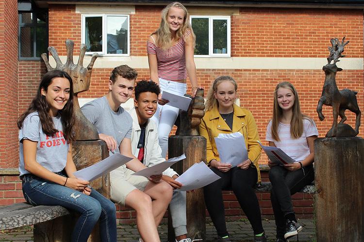 Студенты Epsom College