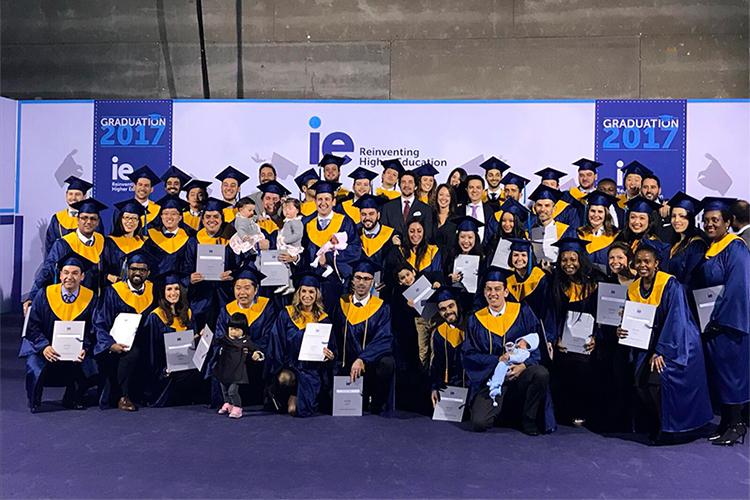 Выпускники IE Business School