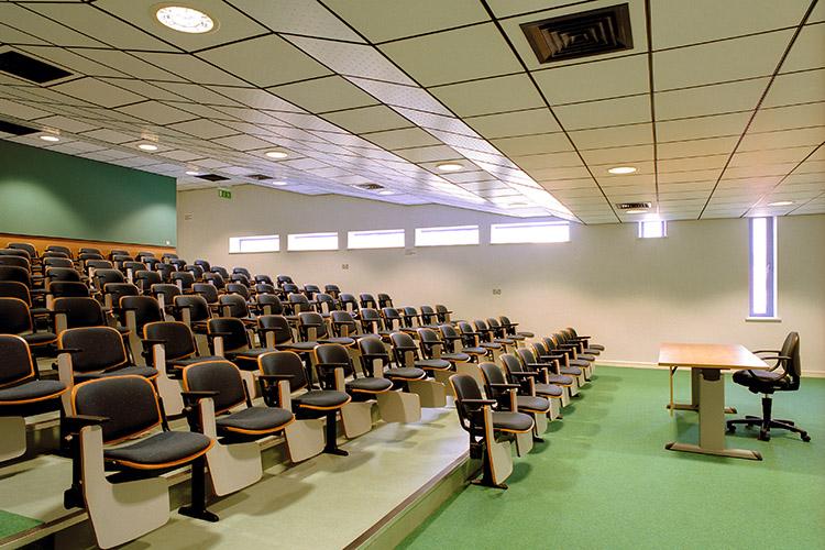 Учебная аудитория в Dublin Institute of Technology
