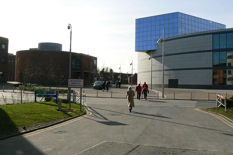 Кампус Dublin City University