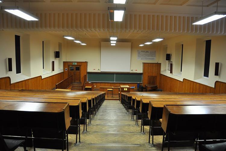 Аудитория в Maynooth University