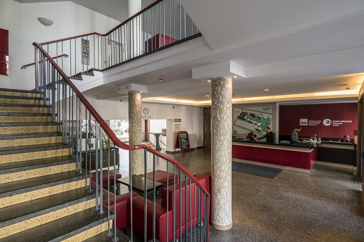 Внутри школы GLS Berlin