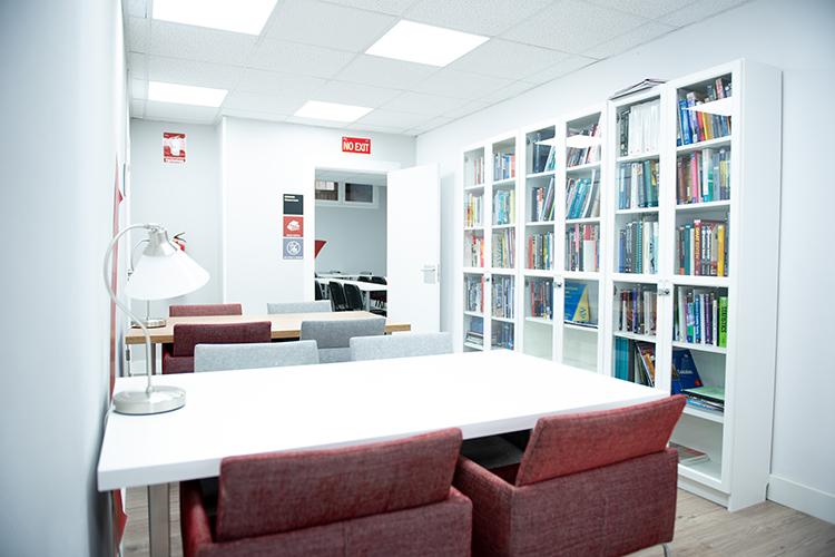 Библиотека в GBSB Global Business School