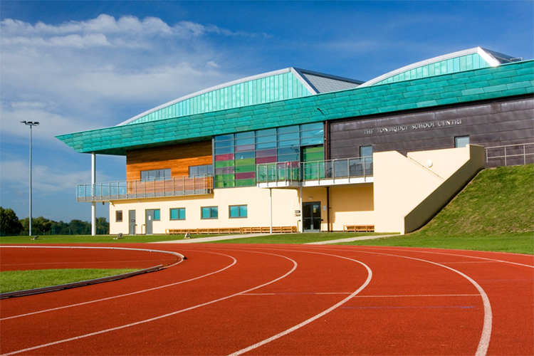 Спортивная зона Tonbridge School, Bucksmore Education