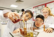 Конкурс. Стипендии до 50% от Национального колледжа математики и науки в Британии.