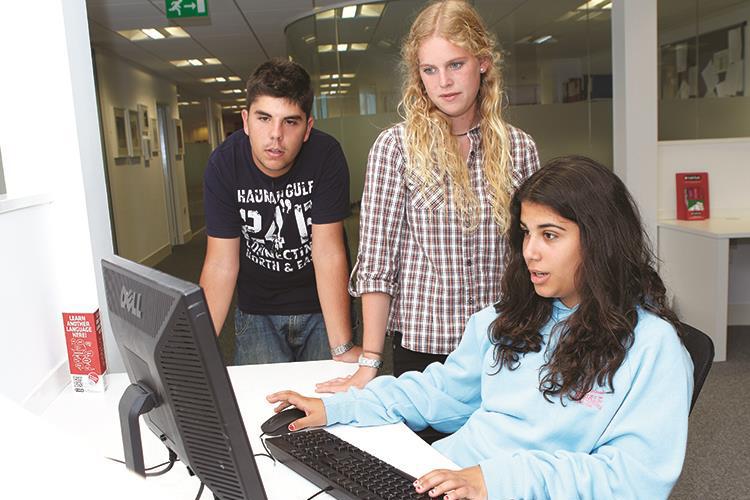 Студенты LILA* Teens Programmes