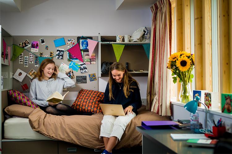 Условия проживания в d'Overbroeck's College