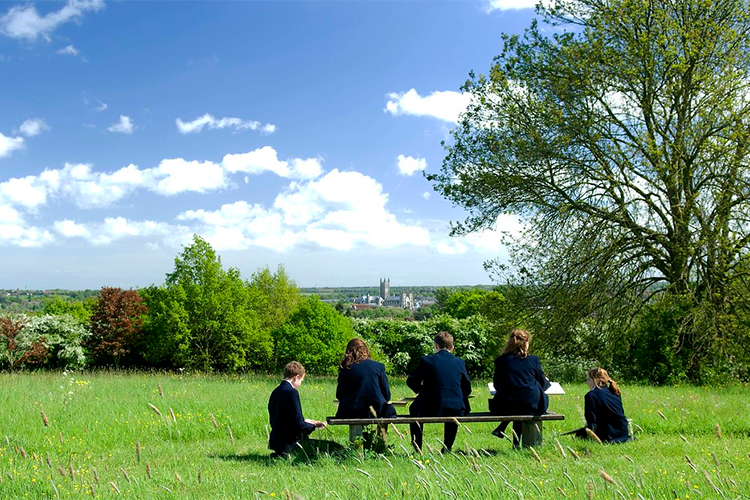 Отдых в Kent College Canterbury