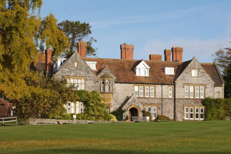 Территория школы Millfield School