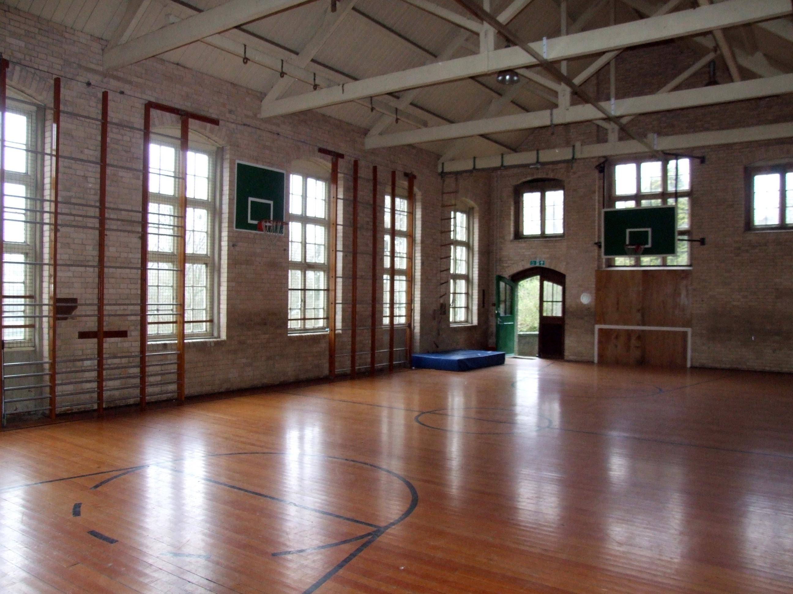 Спортивный зал в Mount Kelly