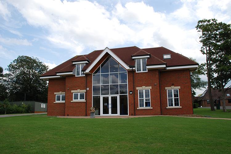 Учебное здание в Lord Wandsworth College