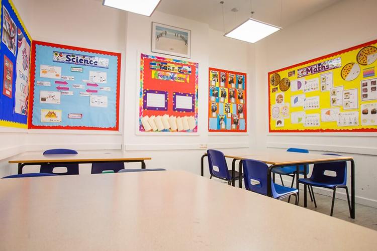 Классы в Westbourne School