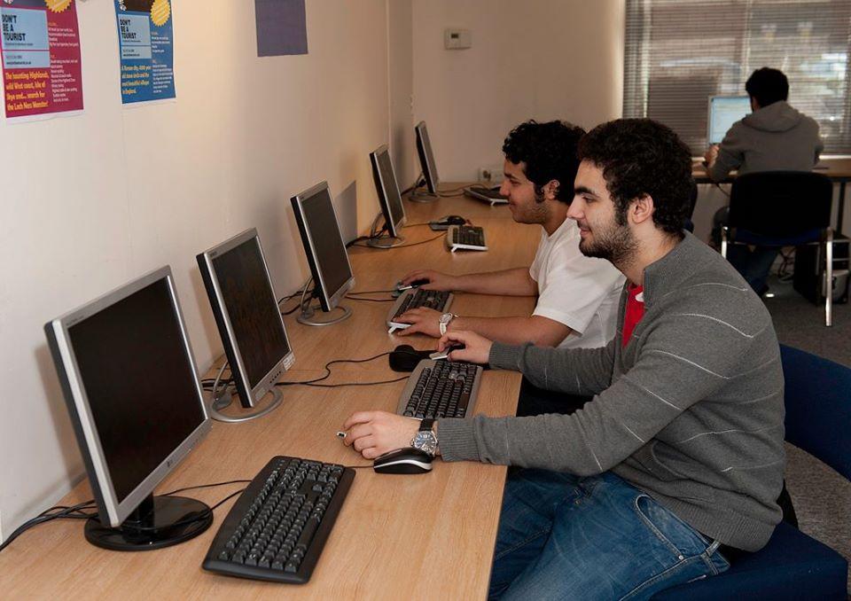 Ученики CES Leeds