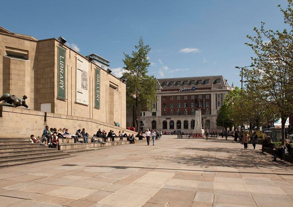 Вид на школу CES Leeds