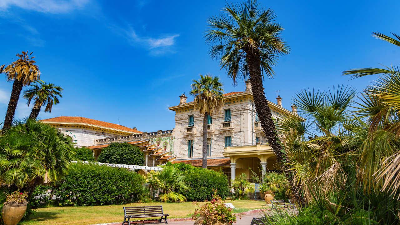 Языковая школа Alpadia, Nice