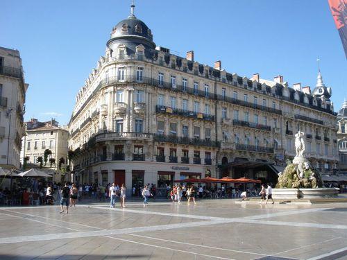 Школа Accent Francais, Montpellier