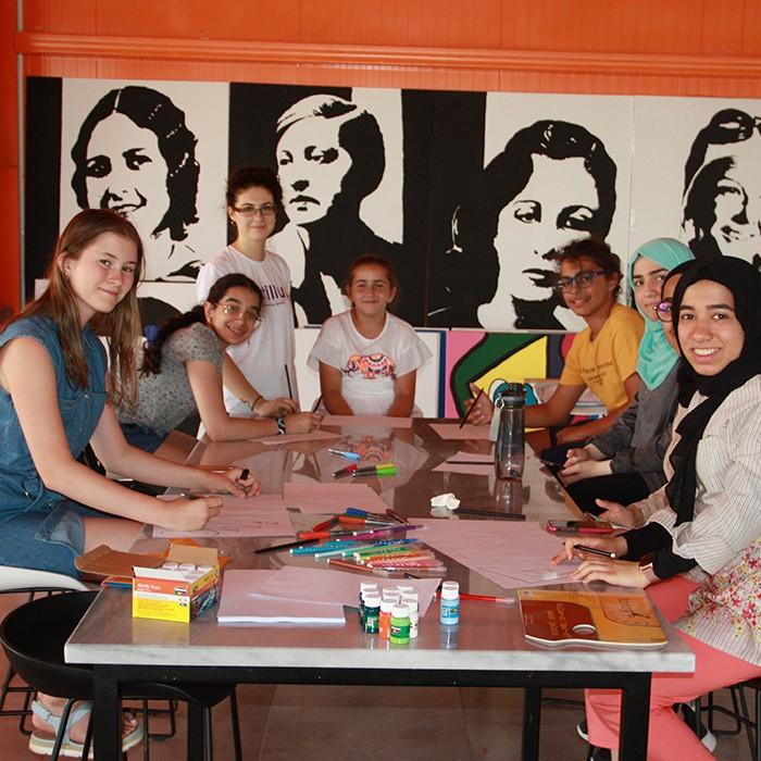 Дозвілля в мовній школі Natillus, Bursa