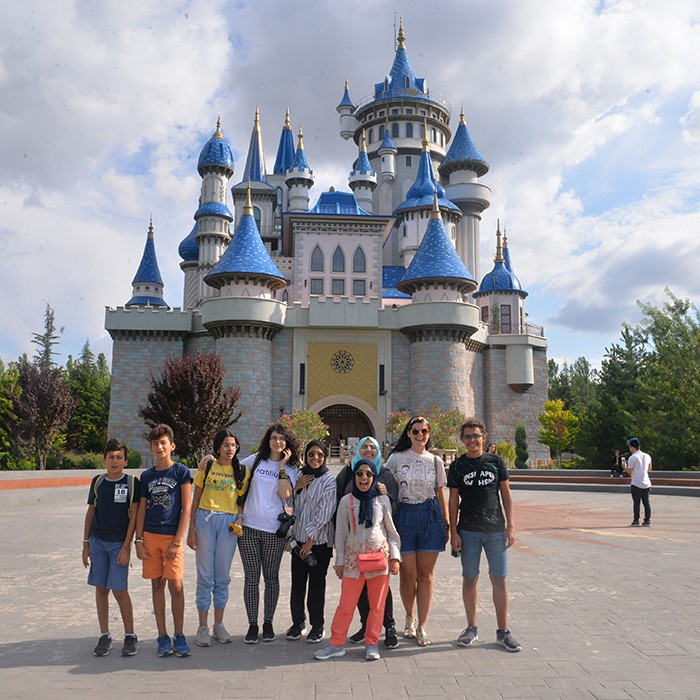 Экскурсии в языковой школе Natillus, Bursa