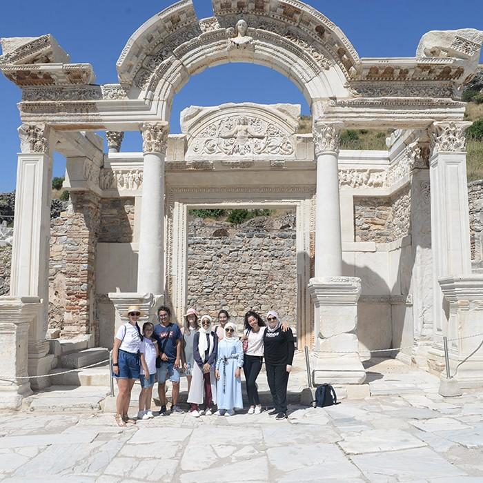 Досуг в языковой школе Natillus, Antalya