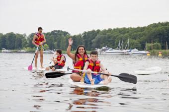 Отдых в GLS, Berlin Water Sports