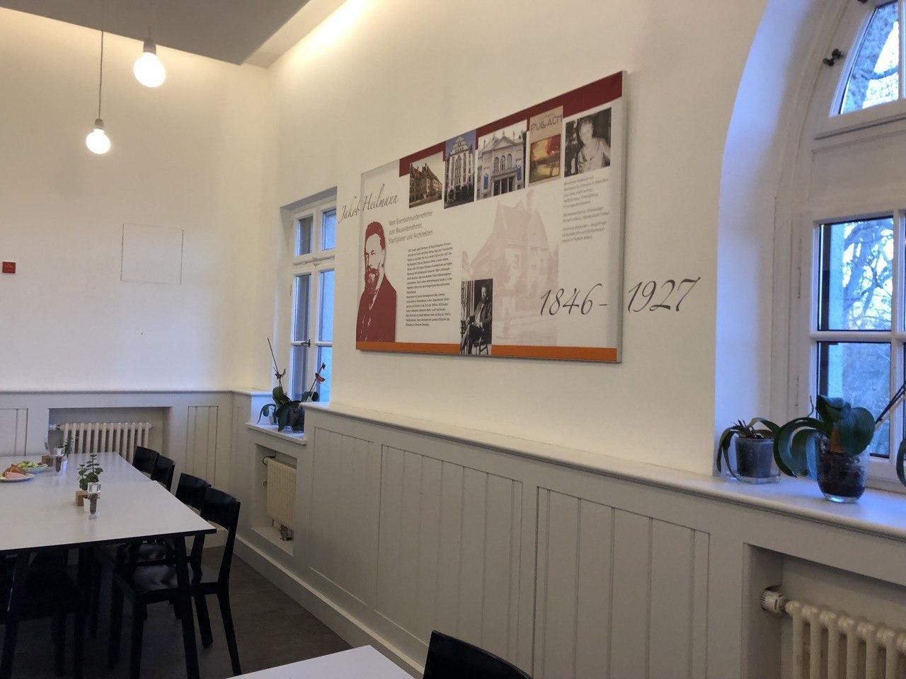 Школа GLS, Munich Castle