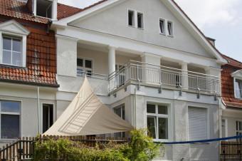 Вид на школу GLS, Berlin Villa