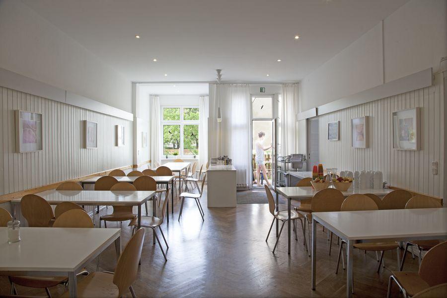 Кафетерий в школе GLS, Berlin Villa