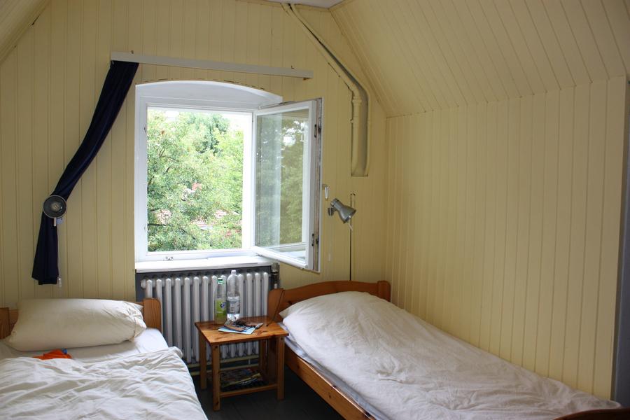 Спальня студентов в школе GLS, Berlin Villa