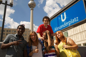 Студенты школы GLS, Berlin College