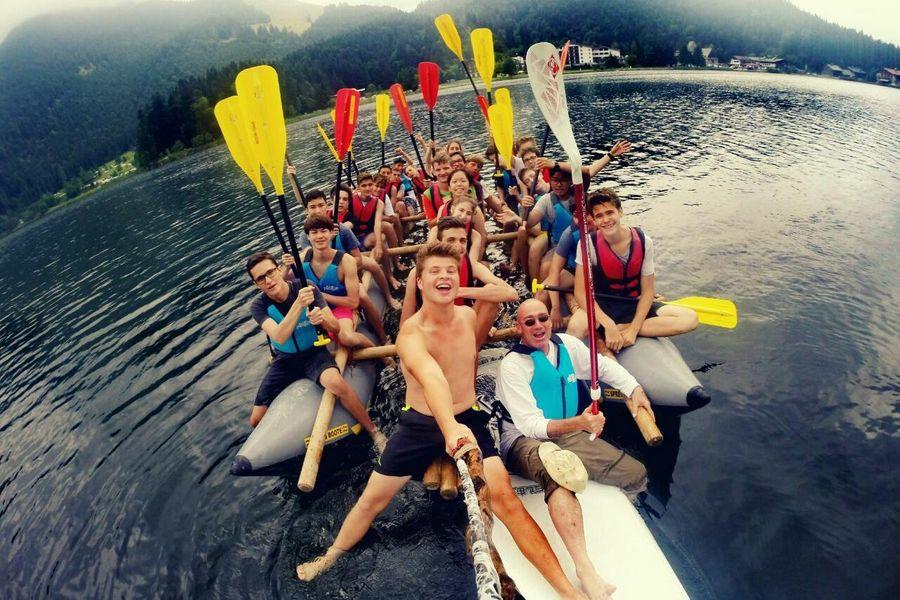 Студенты GLS, Munich Adventure