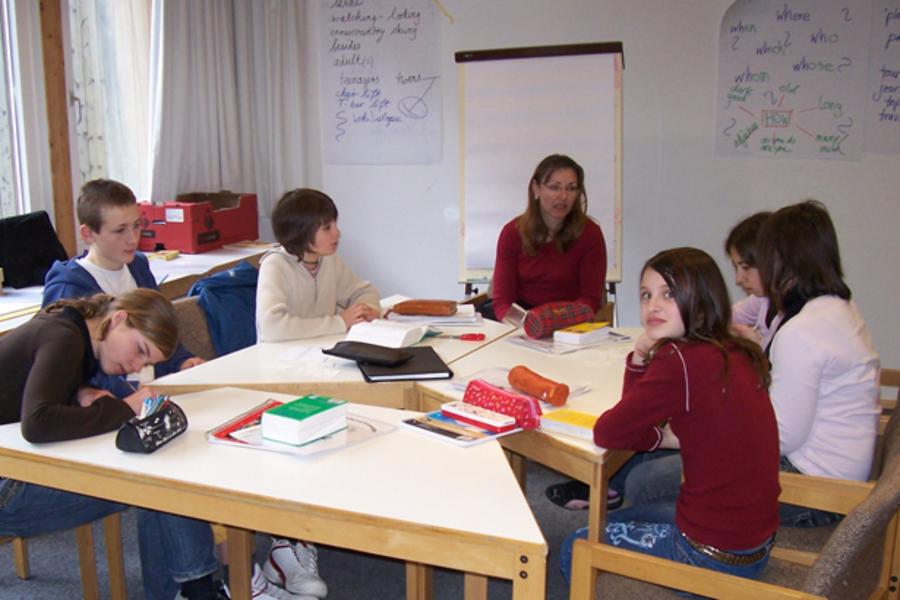 Уроки в GLS, Munich Young and Fun