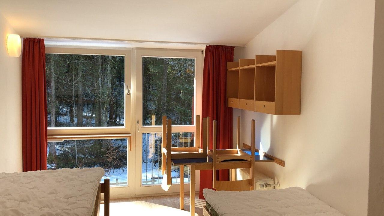 Спальня в школе GLS, Munich Young and Fun