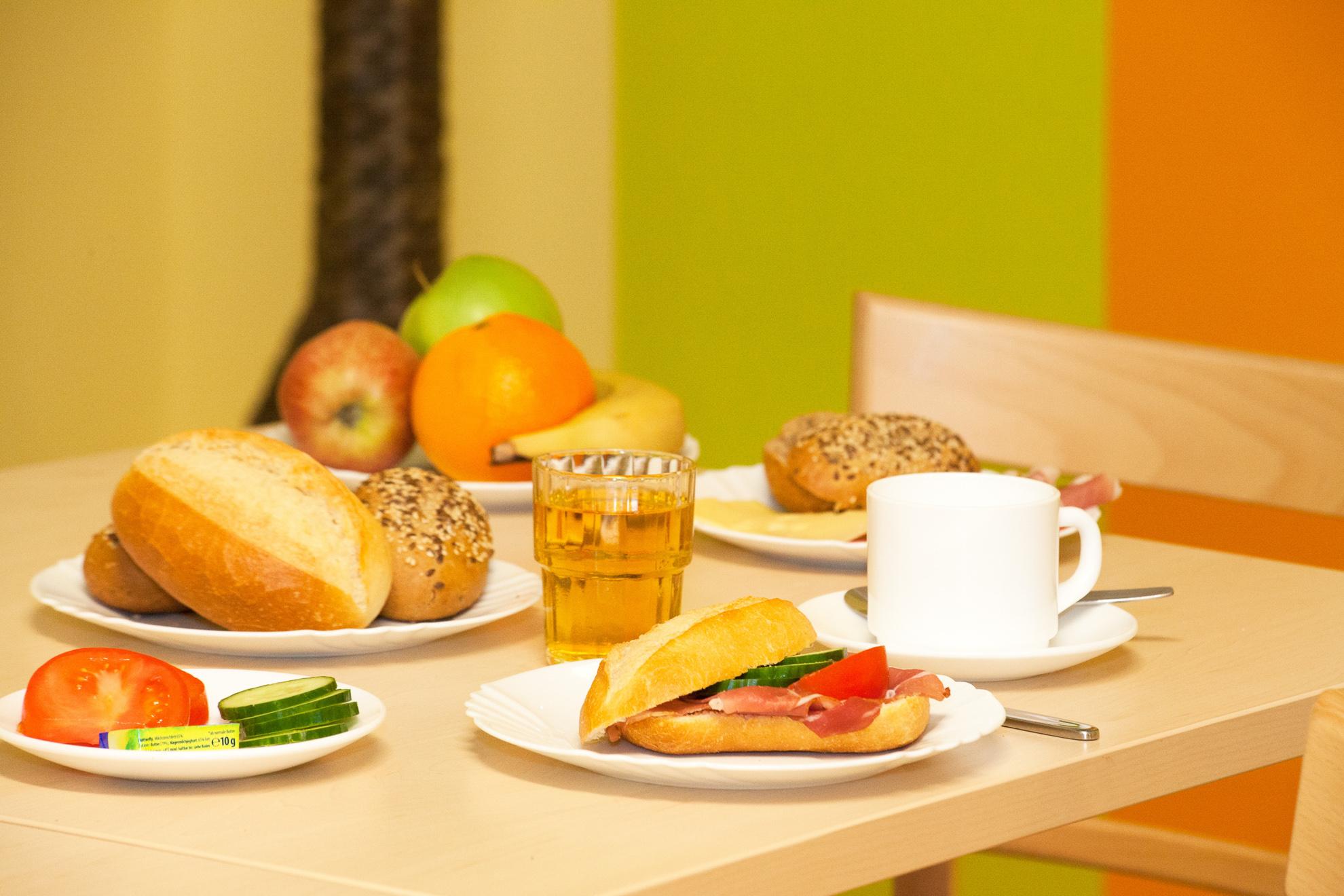 Завтрак в DID, Munich