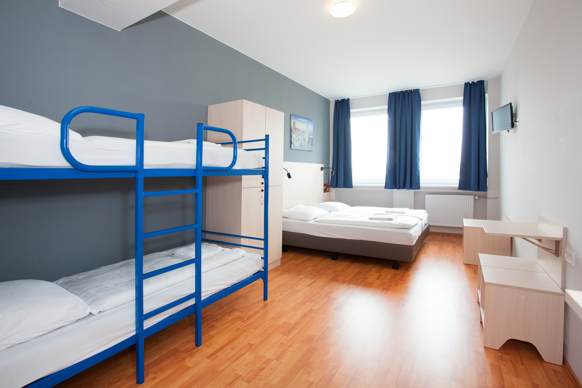 Спальня резиденции в DID, Munich