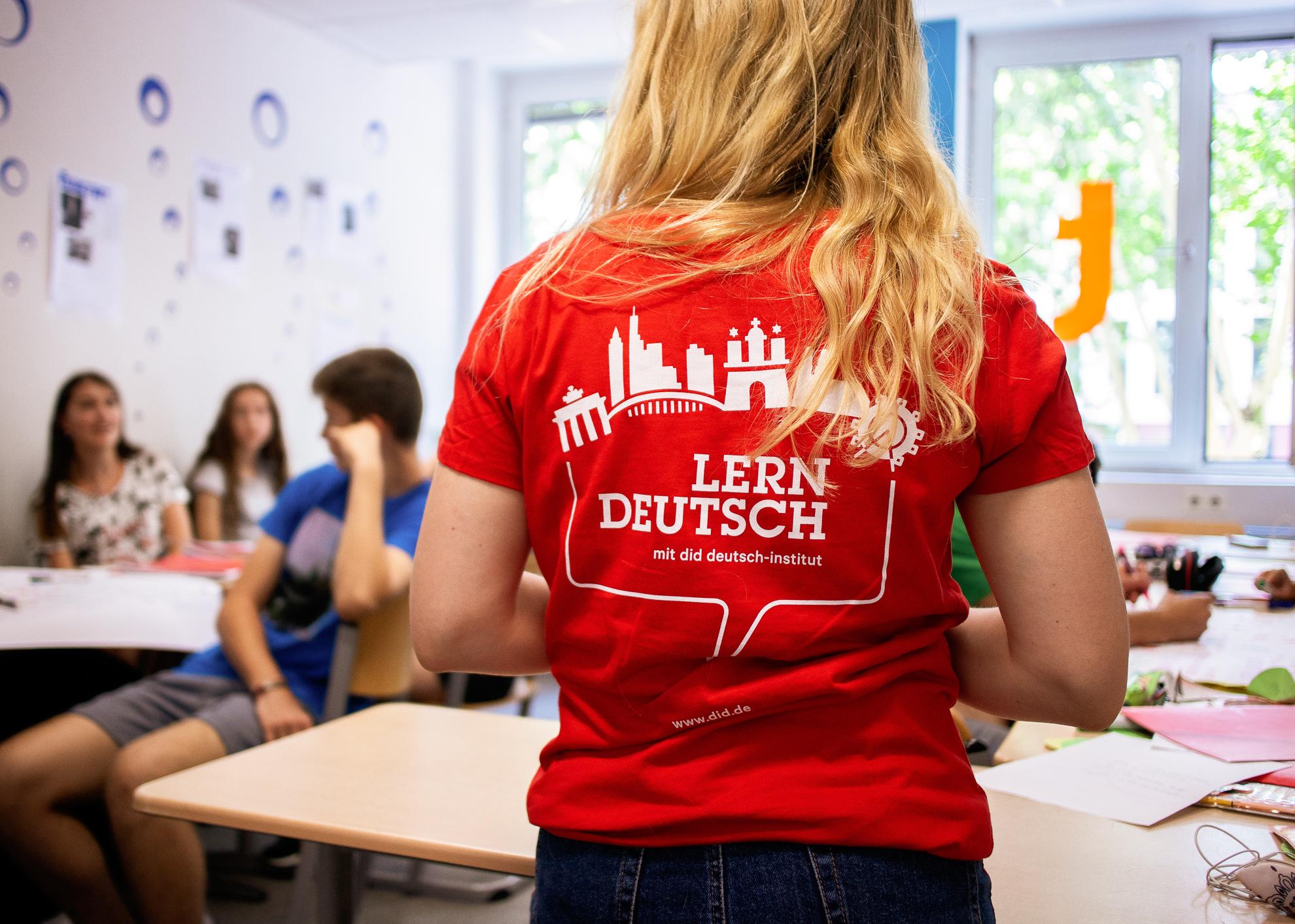 Изучение немецкого в DID, Wiesbaden