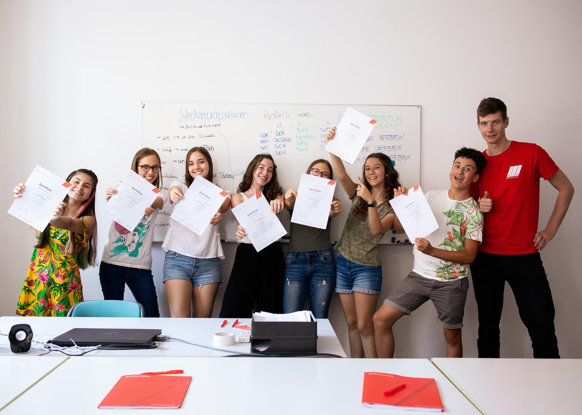 Студенты DID, Nuremberg