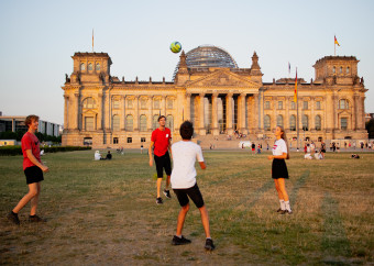 Активити в DID, Berlin