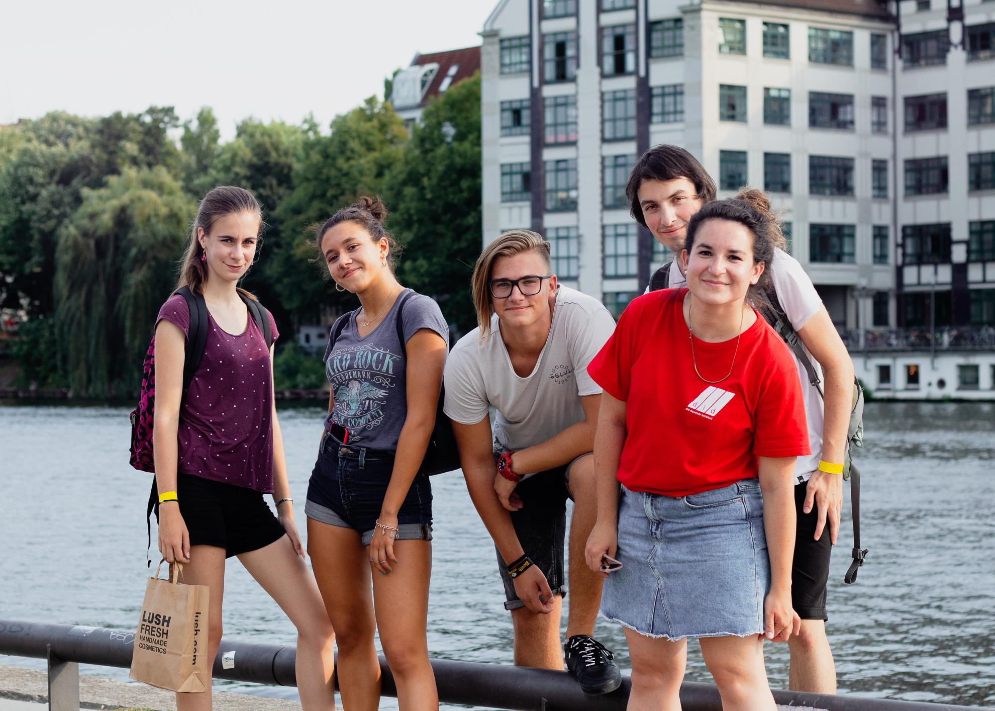 Студенты DID, Berlin