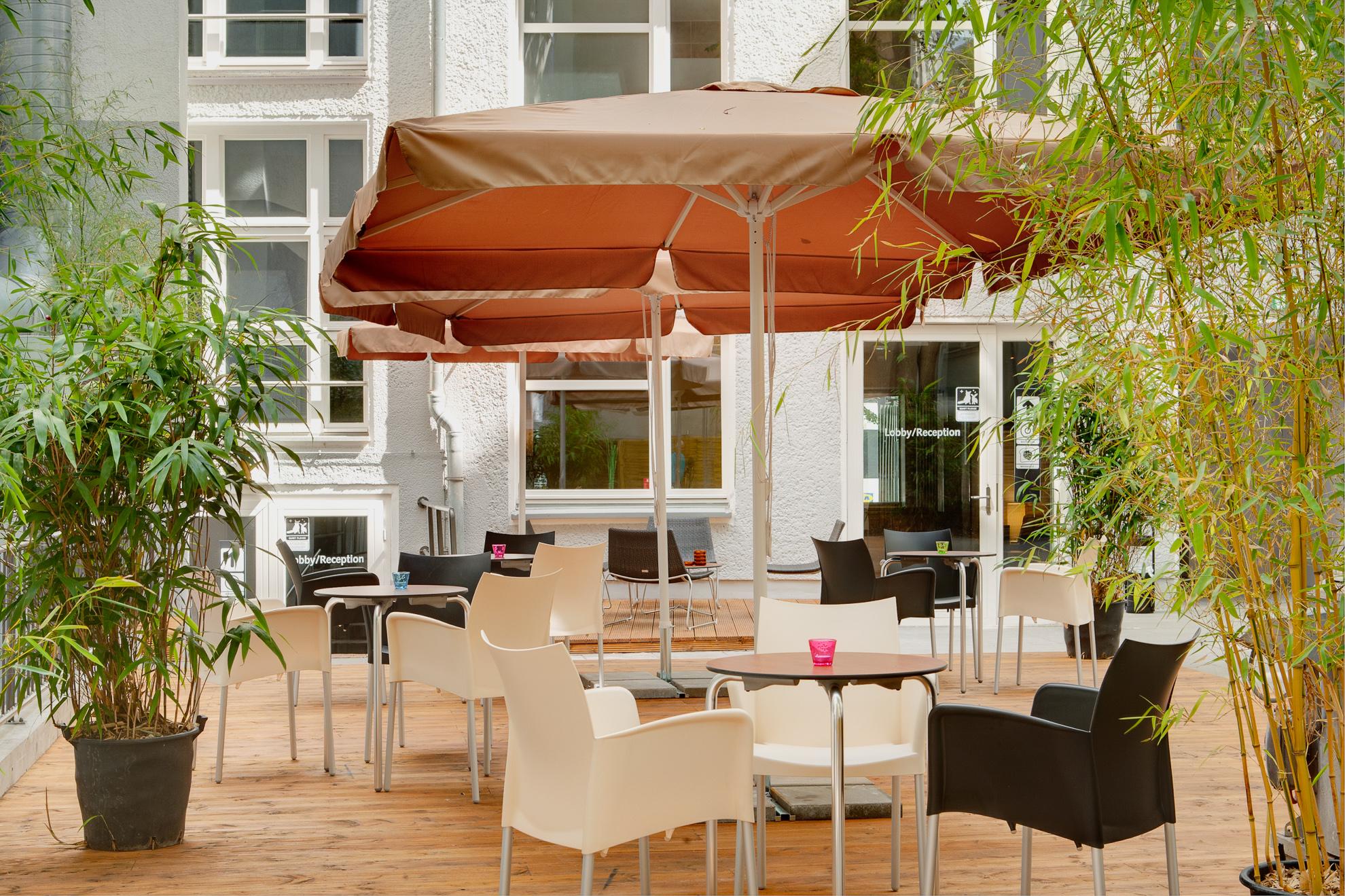 Резиденция Berlin River в школе DID