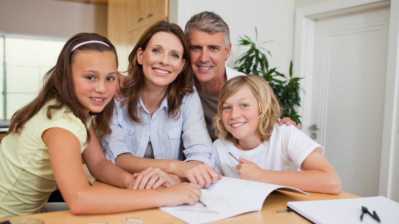 Картинка семейные уроки