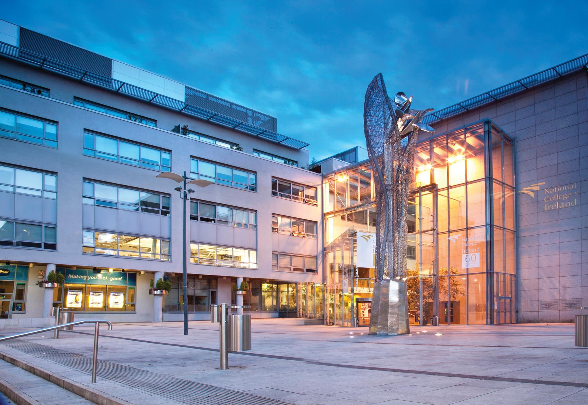 Учебный корпус National College of Ireland