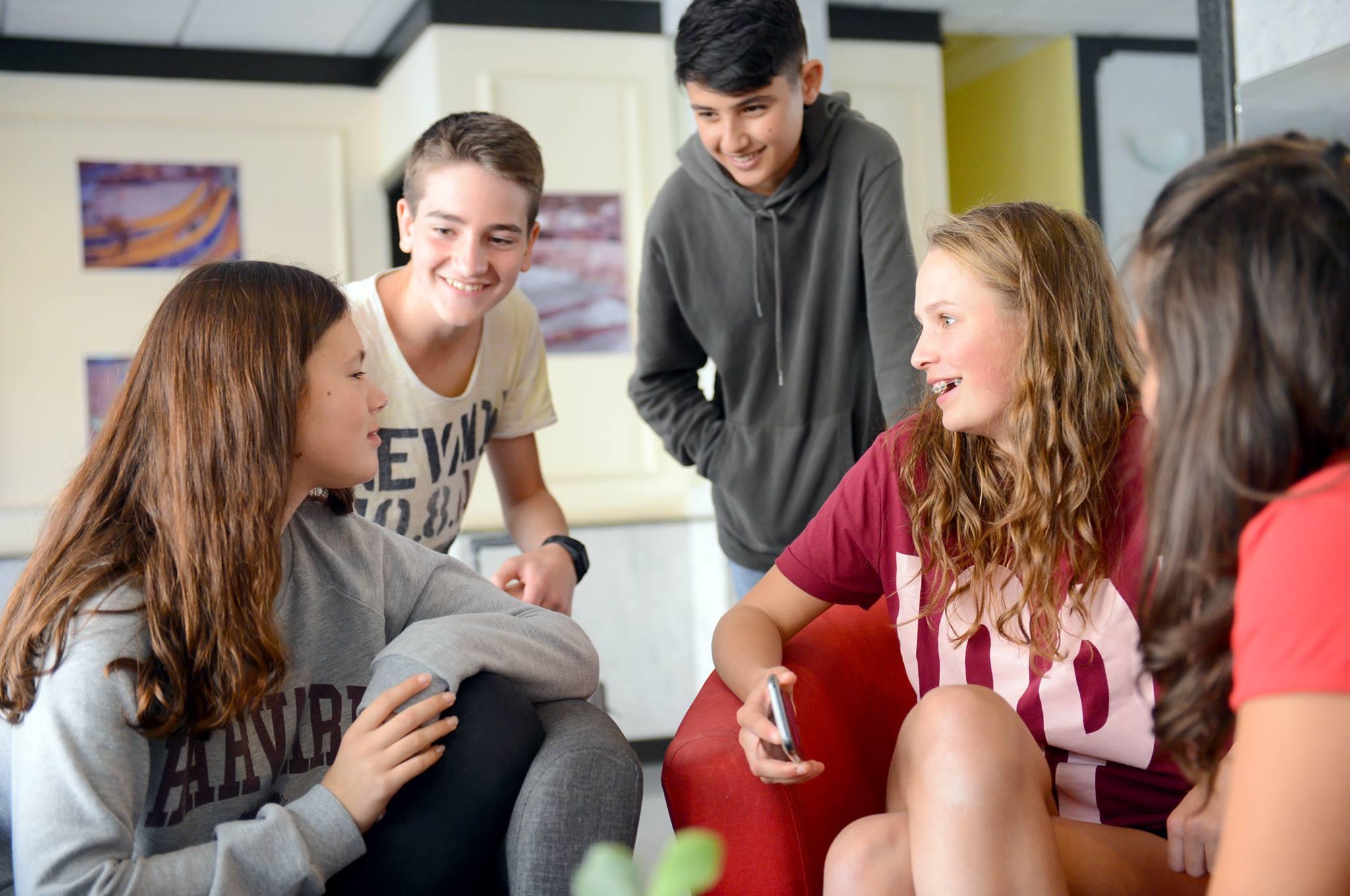 Студенты BELS, Мальта