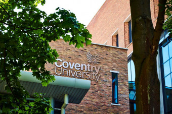 Навчальний корпус Coventry University