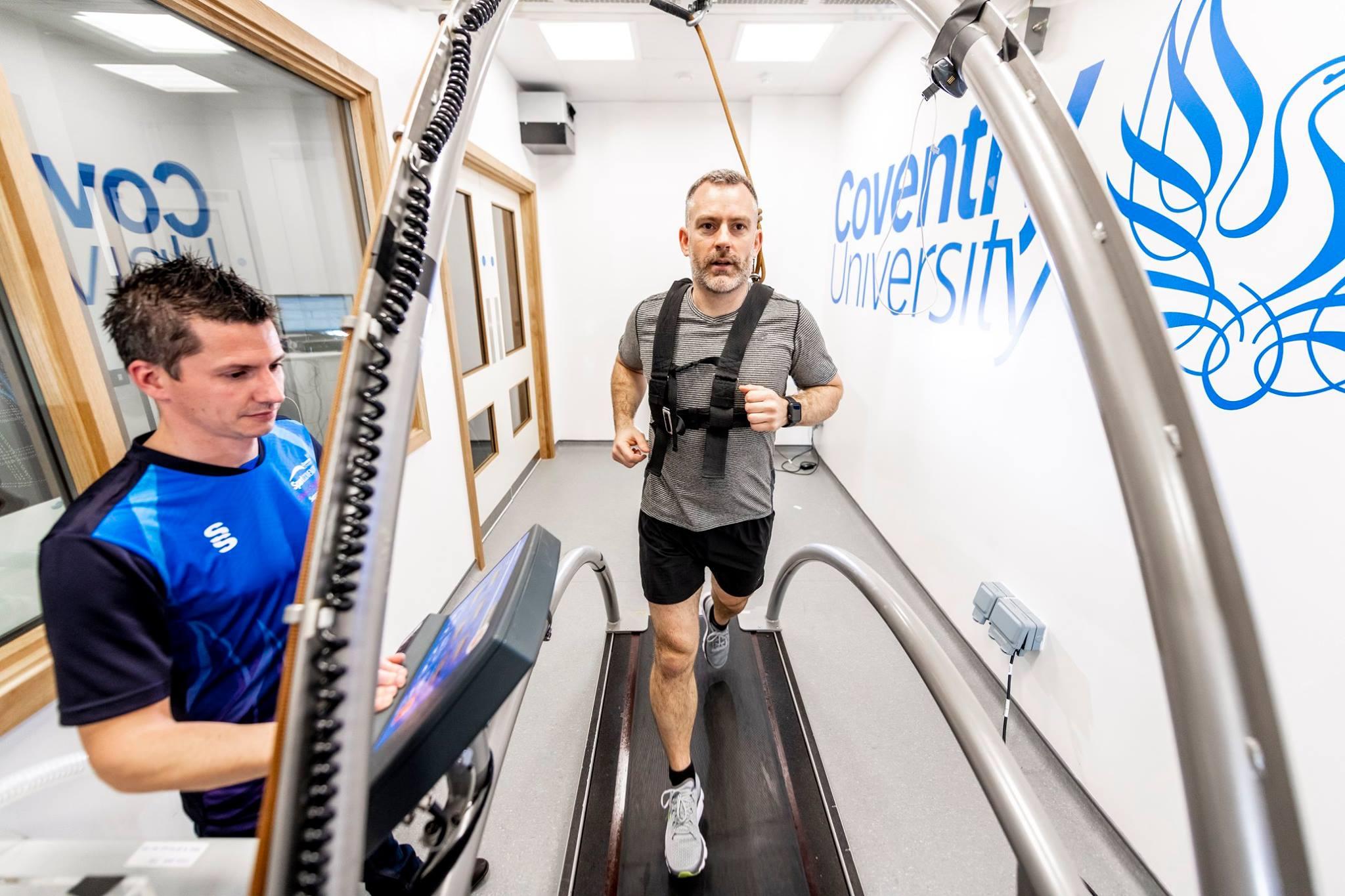 Спорт в Coventry University