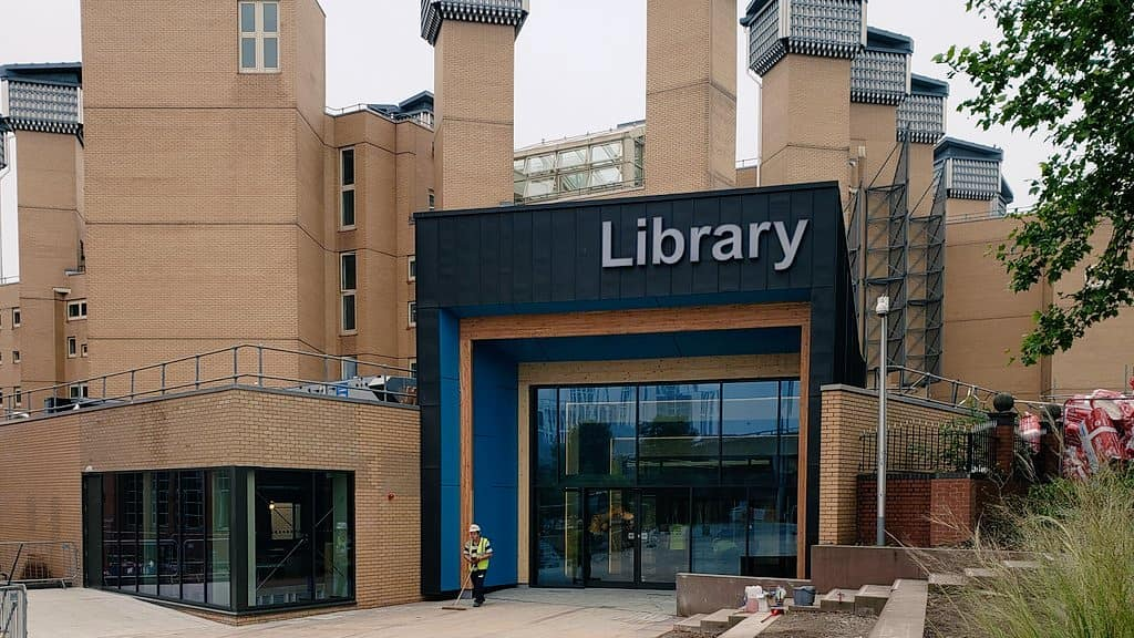 Библиотека Coventry University