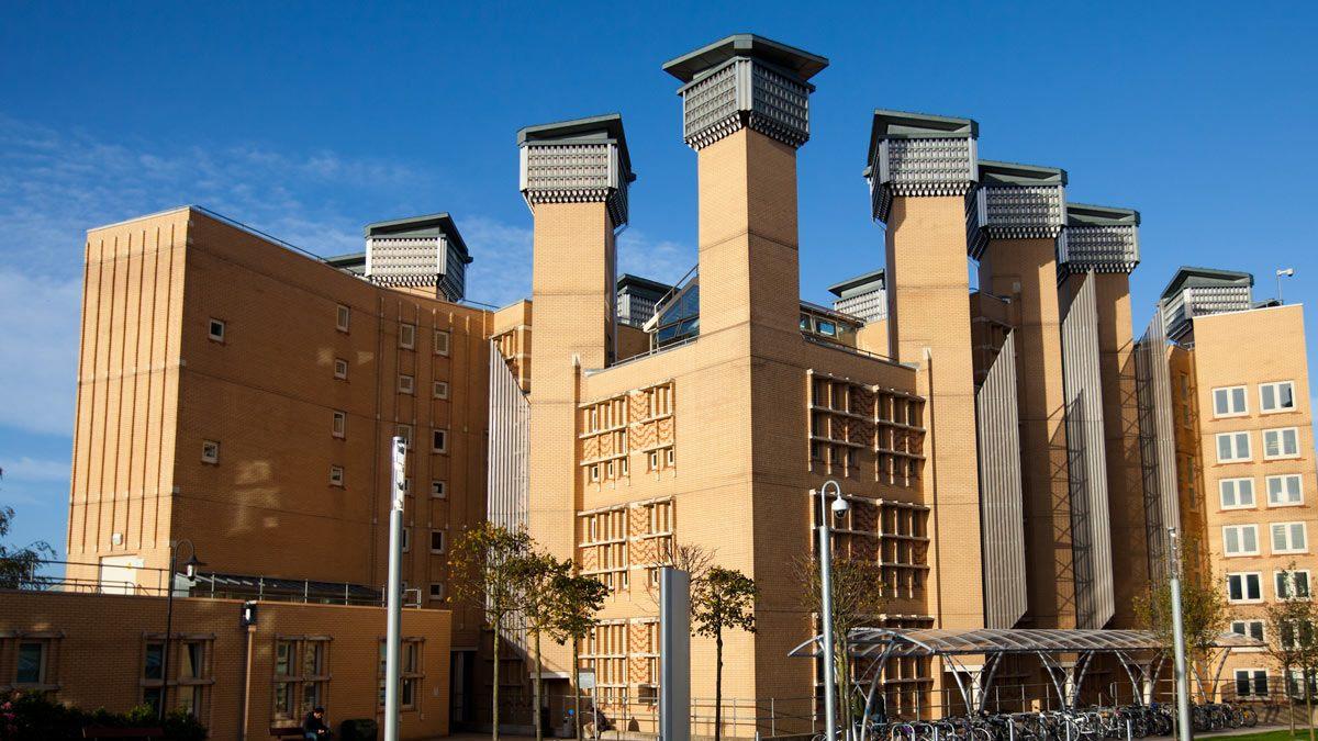 Корпус Coventry University